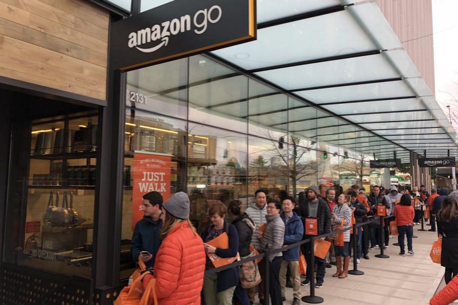 Ruszył kolejny sklep Amazon Go – bez kas i obsługi