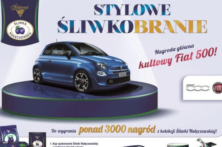 Solidarność wspiera loterią sprzedaż Śliwki Nałęczowskiej