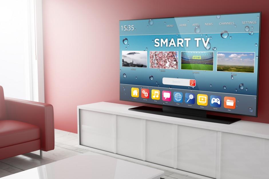 Badanie: Telewizory typu smart TV są już standardem