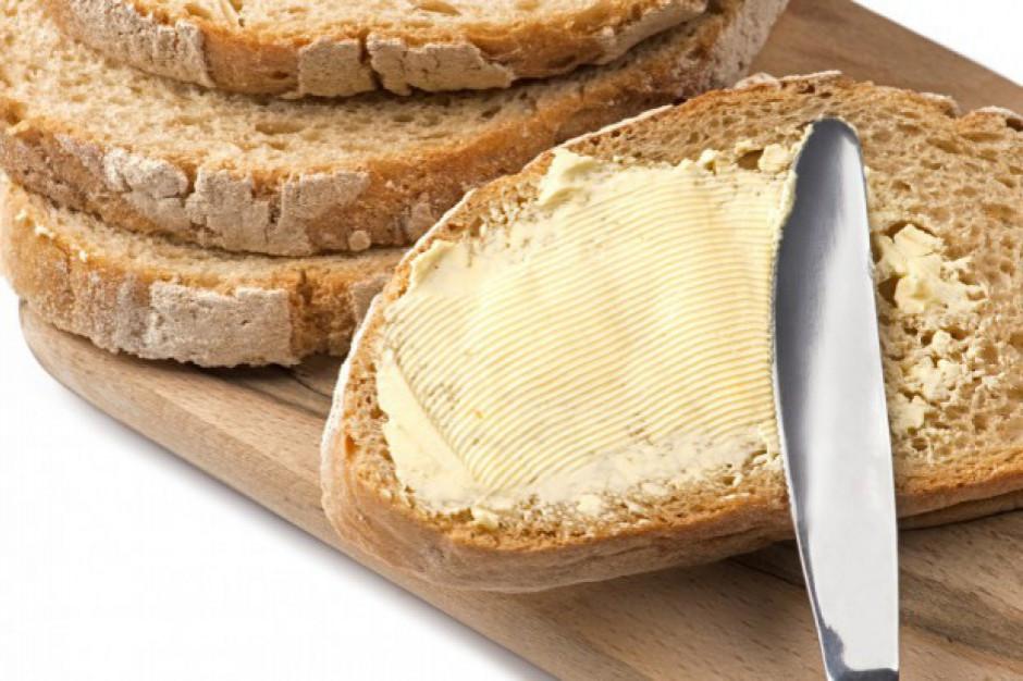 Rekordowe ceny zmniejszyły apetyt Polaków na masło