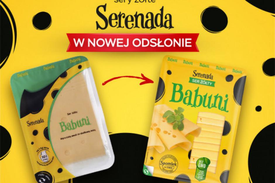 Produkty marki Serenada w nowej szacie graficznej