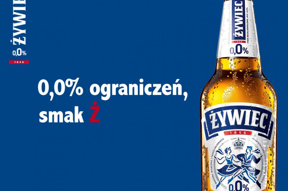 Kolejna odsłona kampanii piwa Żywiec 0,0%