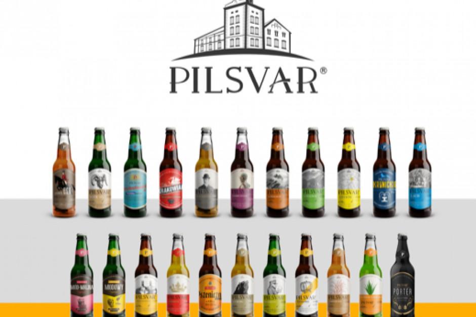 Pilsvar zastąpi markę Pilsweizer