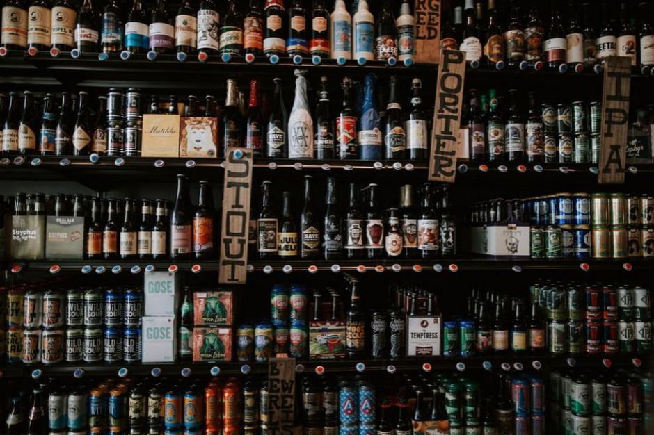 Olsztyn z ograniczeniem w sprzedaży alkoholu