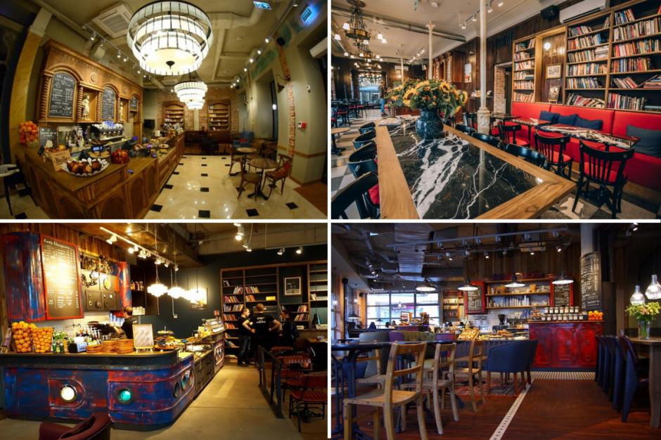 Najbardziej designerskie kawiarnie Green Caffè Nero