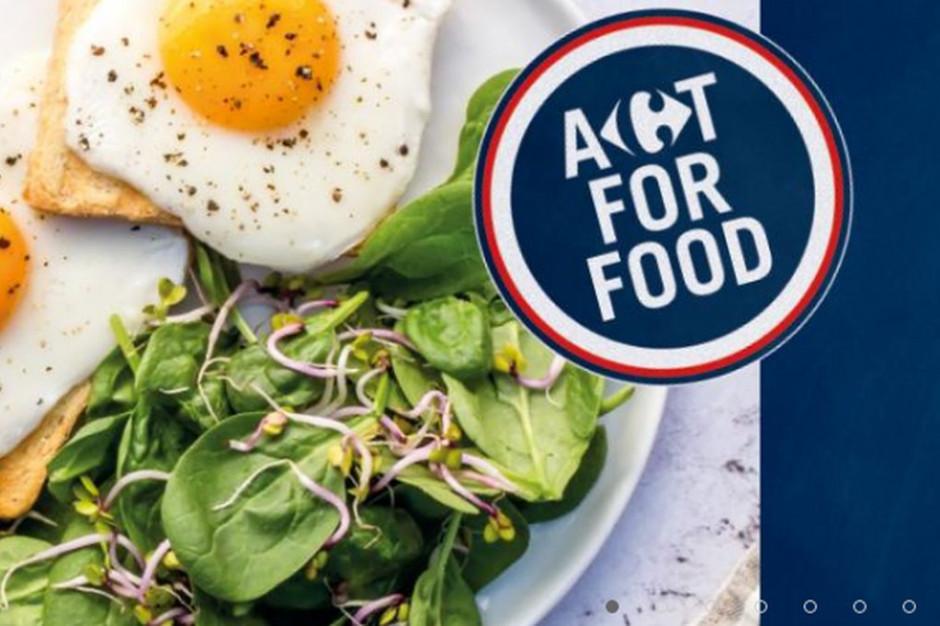 "Rusza kampania marketingowa Carrefoura ""Act For Food"""