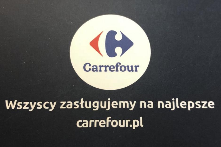 Carrefour wprowadza nowy slogan reklamowy i program Act for Food