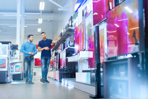 GfK: Większość sklepów RTV/AGD nie ma potencjału do sprzedaży sprzętu z kategorii...