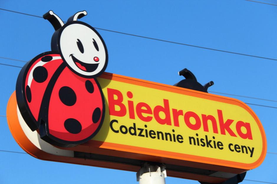 Kasy samoobsługowe w kolejnych sklepach Biedronki
