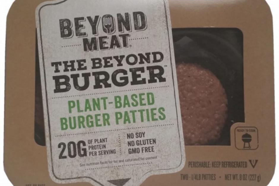 Rośnie rynek zamienników mięsa