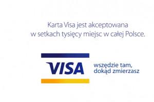 Kampania Visa promuje płatności kartą przy drobnych zakupach