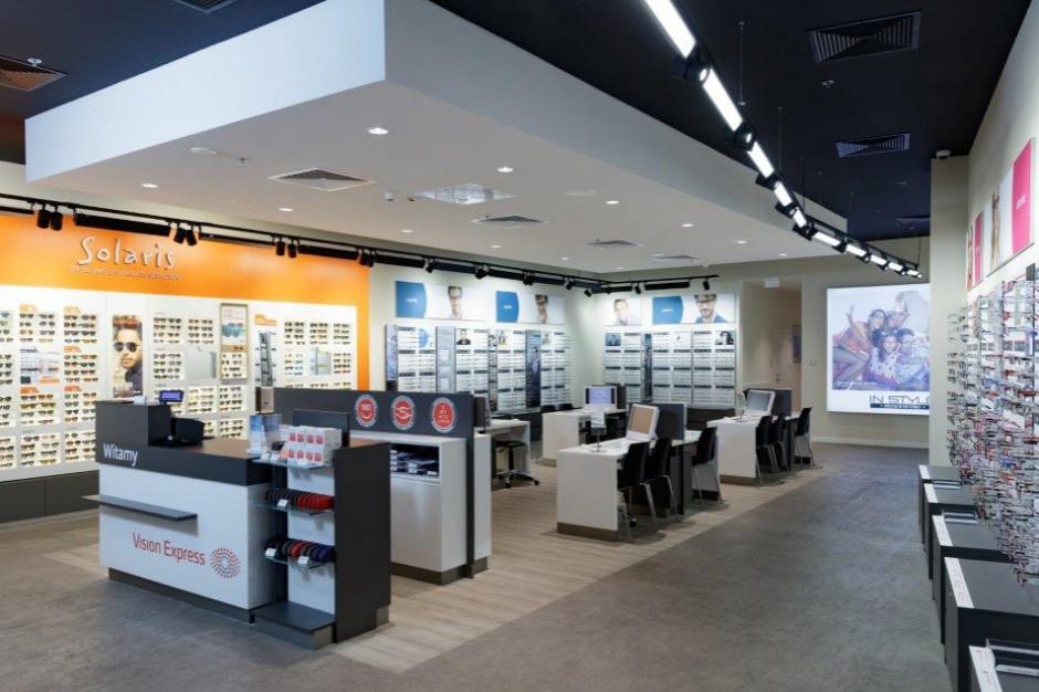 Sieć Vision Express otworzy salon w Libero
