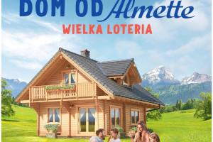 W loterii marki Almette po raz trzeci można wygrać dom w Tatrach