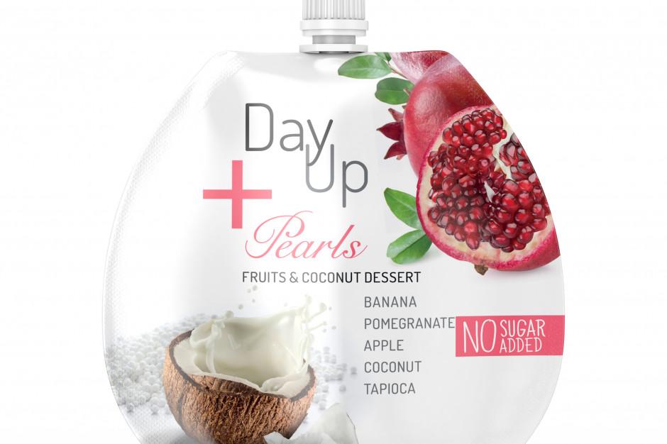 Nowe warianty smakowe deserów DayUp Pearls
