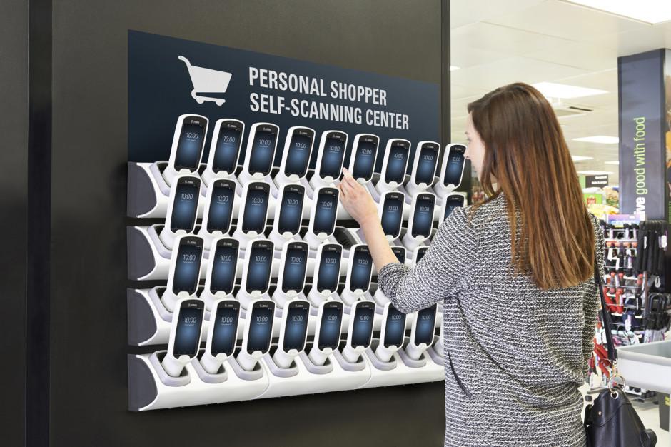 Osobiste rozwiązanie zakupowe od Zebra Technologies