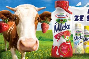 OSM Piątnica wybrała Veneo do promocji mlek smakowych