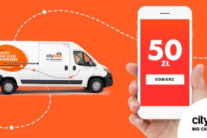 Nowy operator rynku carsharingu wynajmie auta dostawcze na minuty