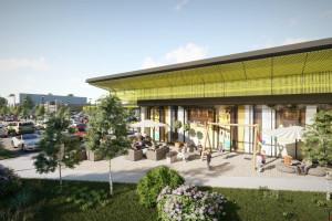 Neinver zbuduje park handlowy obok outletu