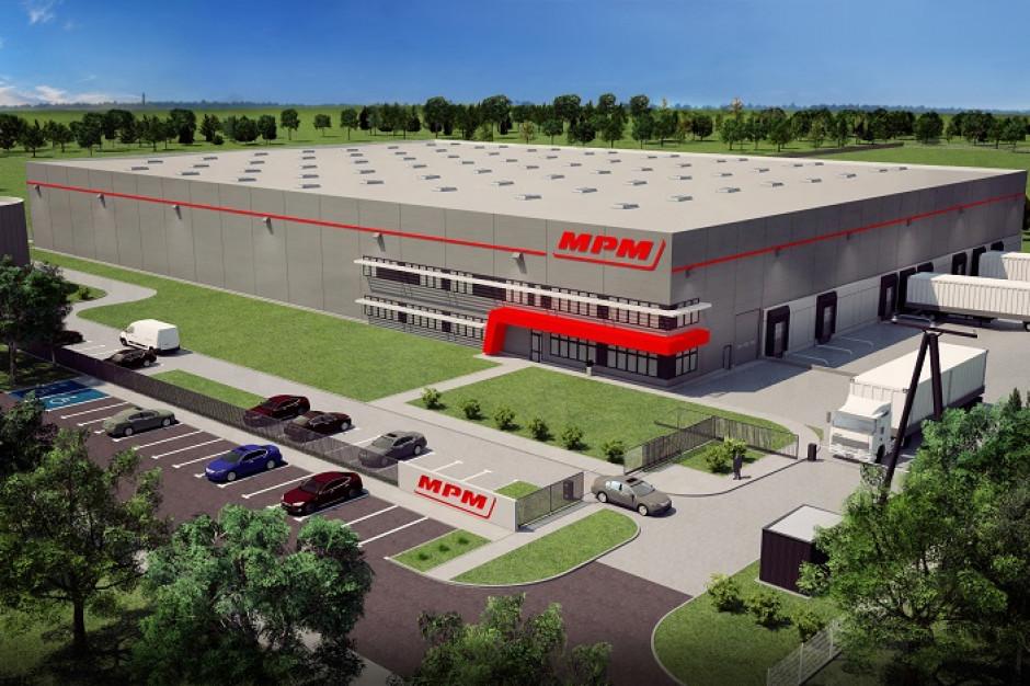 MPM buduje własne centrum dystrybucji AGD