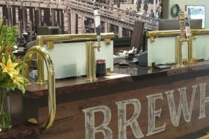 Piwo z nalewaka w banku? Tak, ale w Waszyngtonie