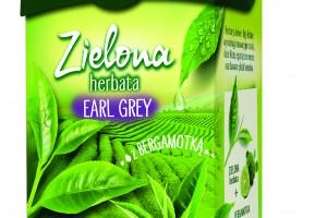 Big-Active reklamuje zielone herbaty