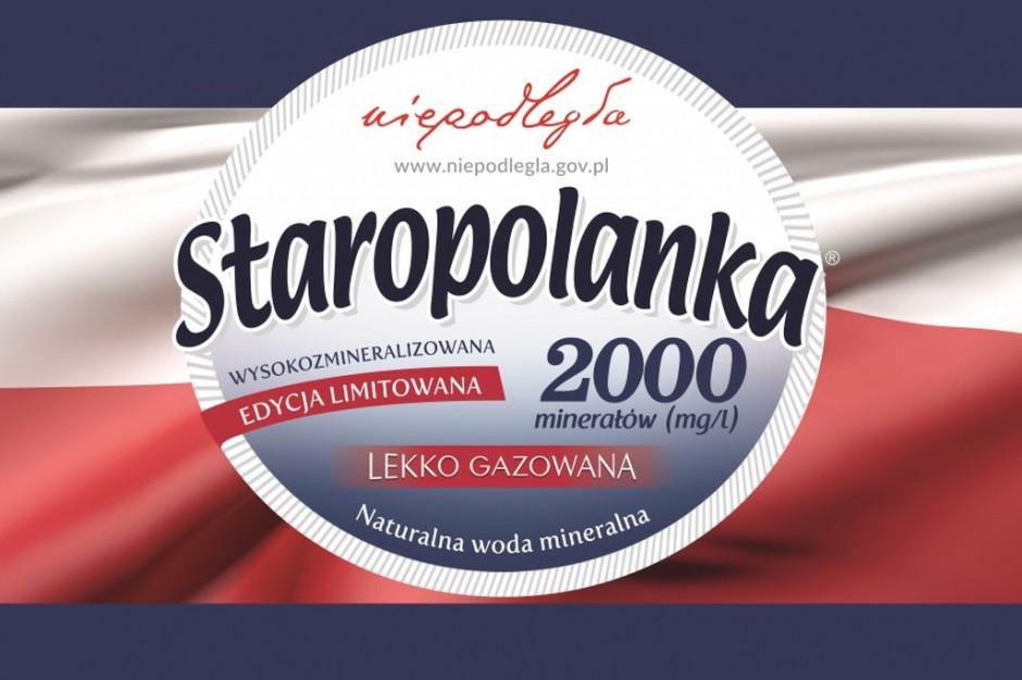 Rusza kampania Staropolanki 2000 z logiem Niepodległa