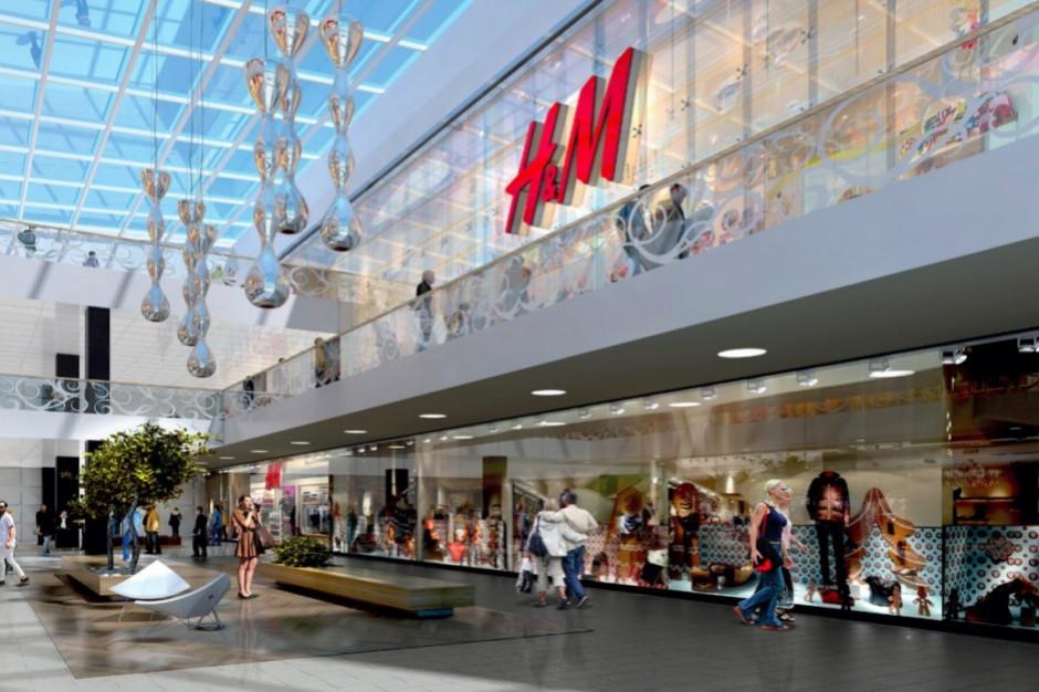 Rekordowa sprzedaż H&M w Polsce
