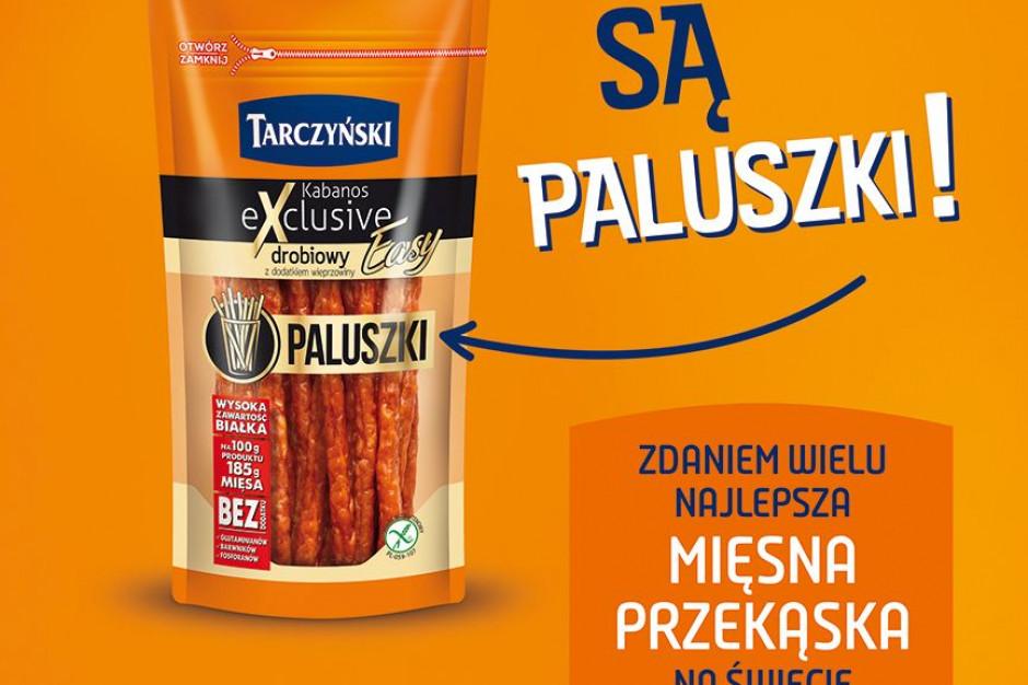Ruszyła kampania reklamowa Kabanosów Exclusive Easy marki Tarczyński