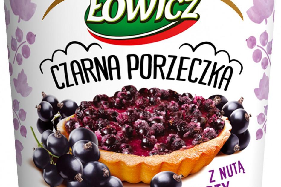 Marka Łowicz oferuje trzy nowe smaki dżemów