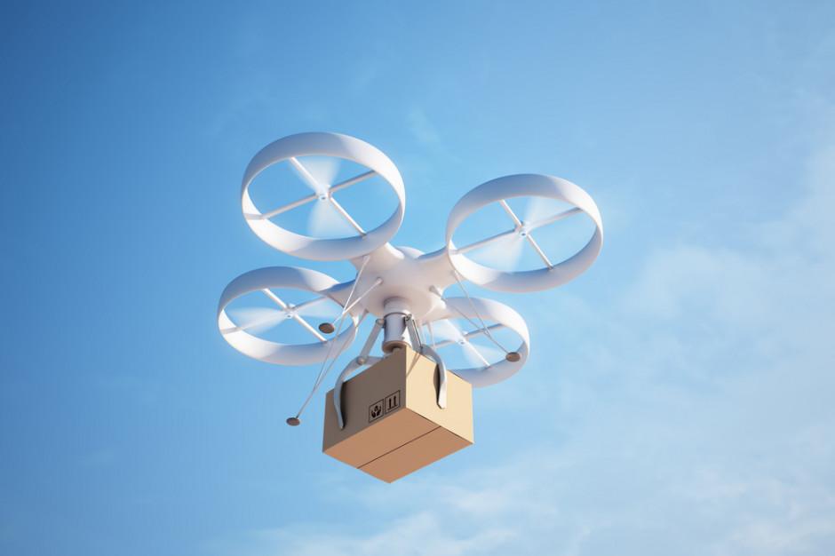 Amazon: Drony to przyszłość e-commerce