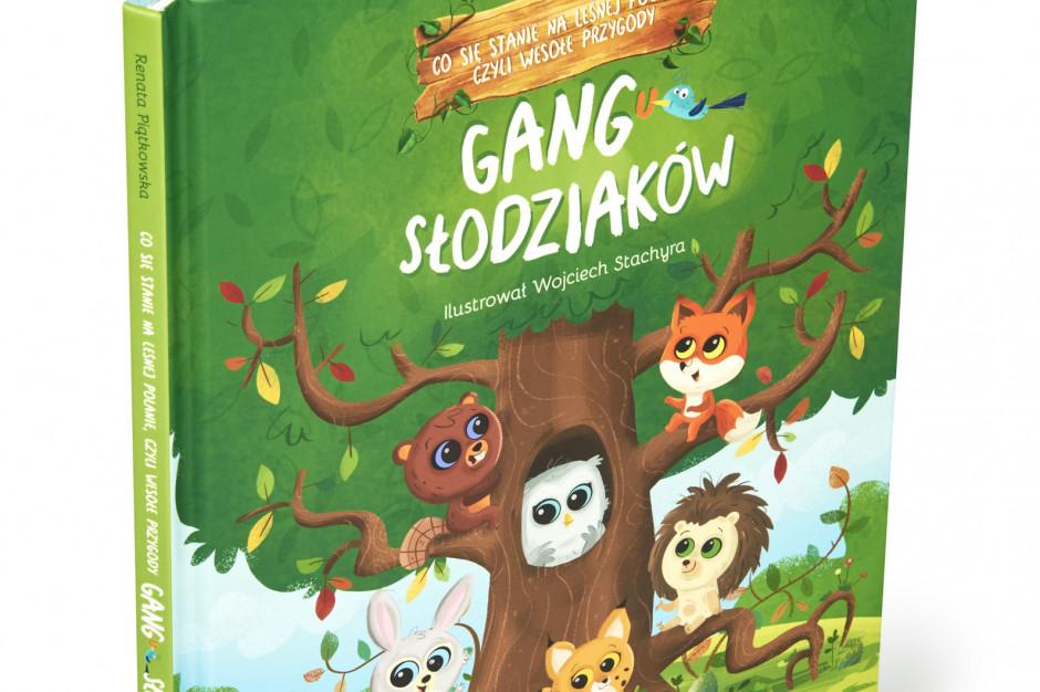 350 tys. egzemplarzy książki z przygodami Słodziaków trafiło do klientów Biedronki
