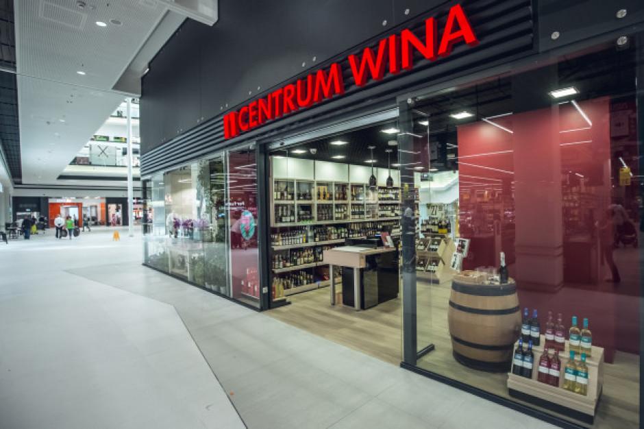 Sklepy Centrum Wina pojawią się w mniejszych miastach