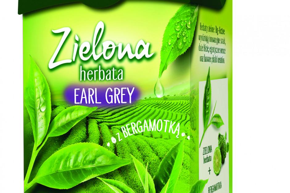 Nowe warianty ekspresowych herbat zielonych od Big-Active