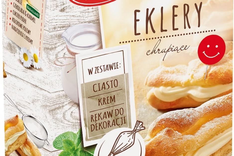Ekler – błyskawiczne ciastko od marki Delecta