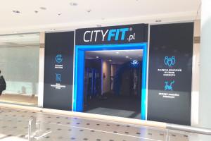 Klub CityFit w Galerii Pestka w Poznaniu