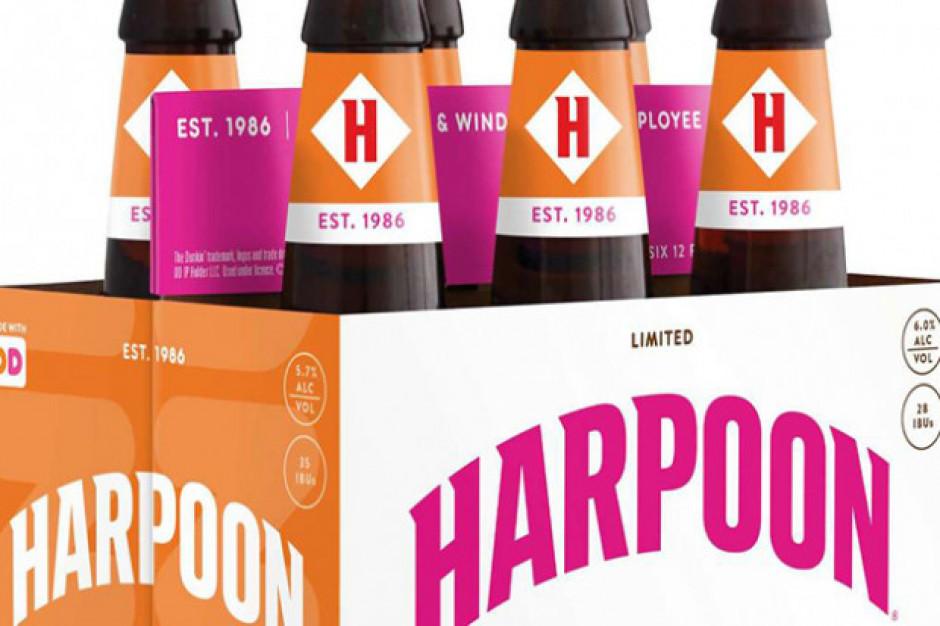Dunkin' Donuts we współpracy z Harpoon stworzył piwo kawowe