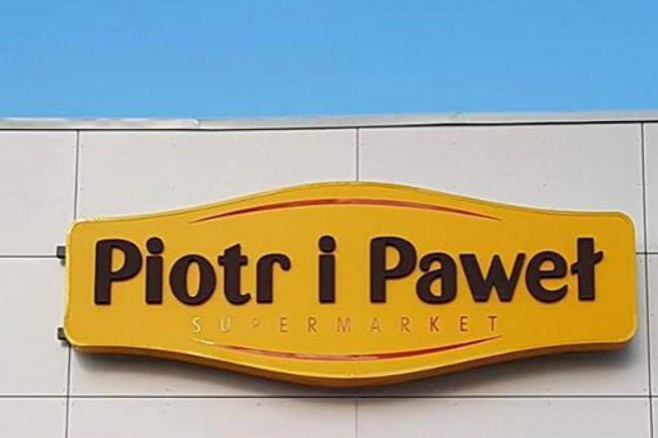 Piotr i Paweł zamknął kolejne sklepy