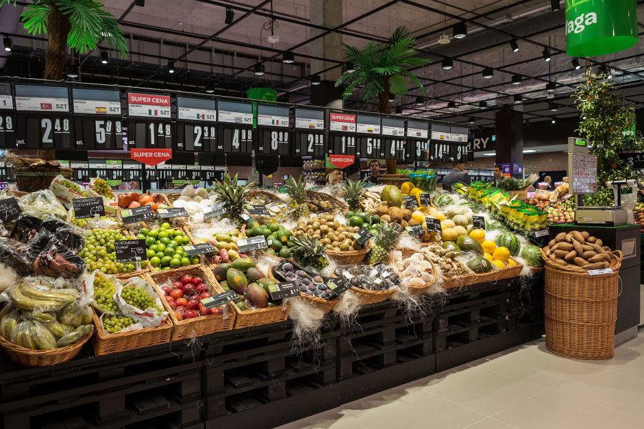 Carrefour chce wdrożyć blockchain dla wszystkich produktów świeżych