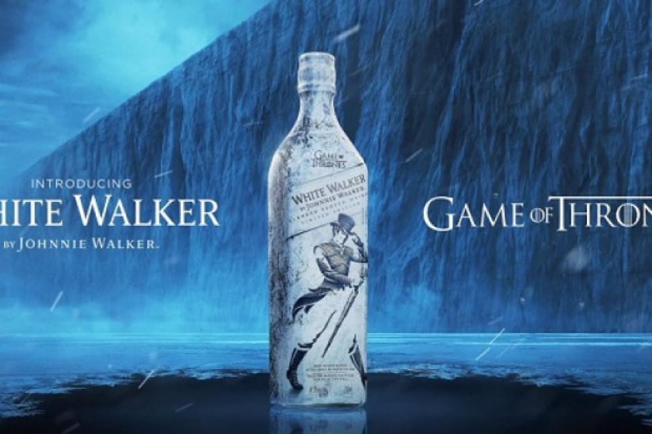 """Johnnie Walker wprowadza whisky inspirowaną """"Grą o Tron"""""""