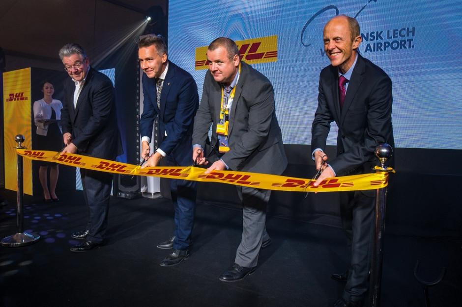 DHL Express otworzył w Gdańsku terminal kurierski