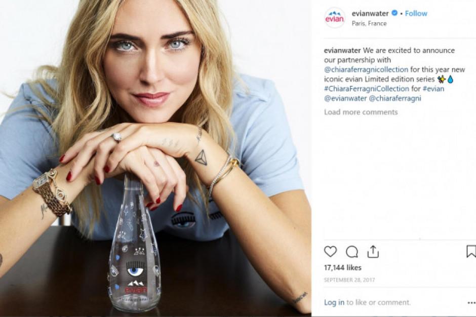 Popularna blogerka sprzedaje wodę za 8 euro