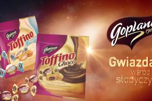 Goplana Toffino z nowym wizerunkiem i kampanią