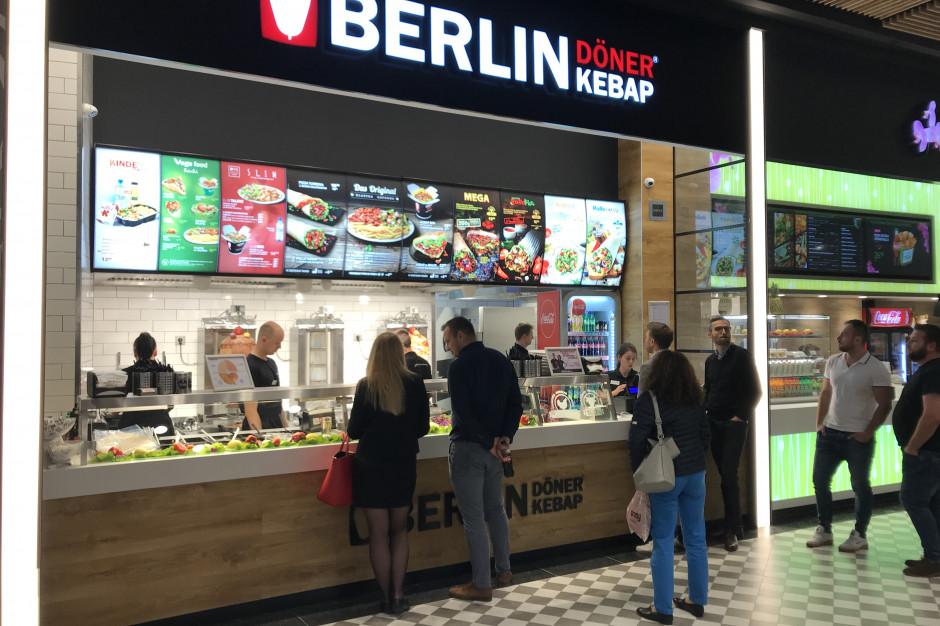 Kebabowa sieć z trzecią restauracją w Warszawie