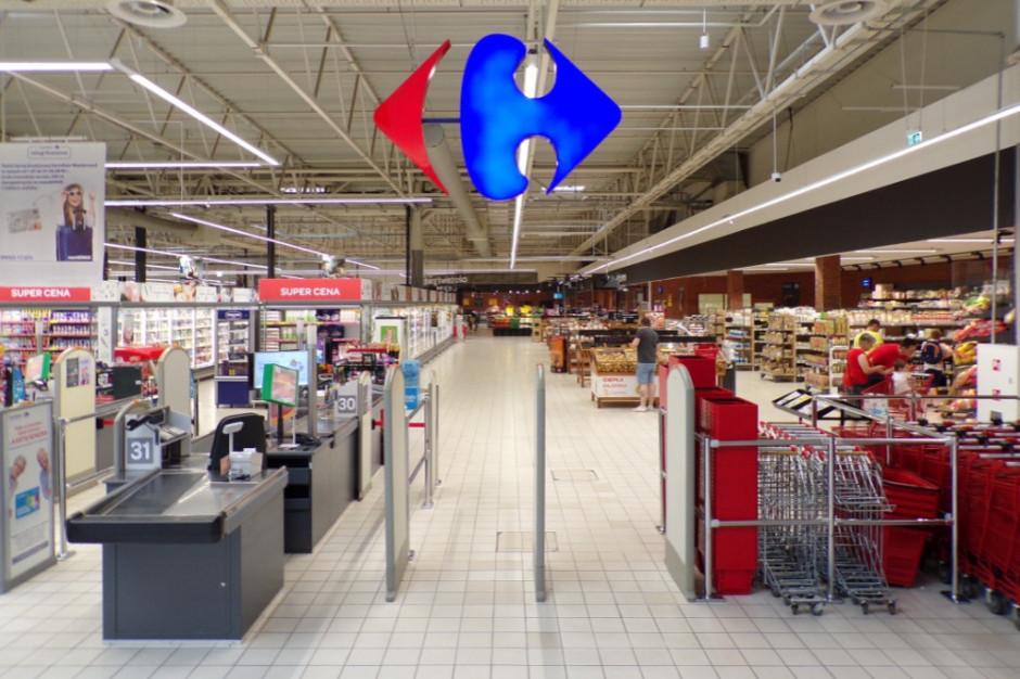 Carrefour w Polsce w III kw. zanotował sprzedaż na poziomie 494 mln euro