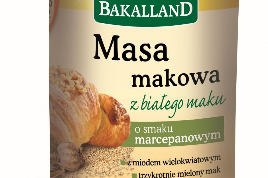 Masa z białego maku z miodem wielokwiatowym – od Bakallandu