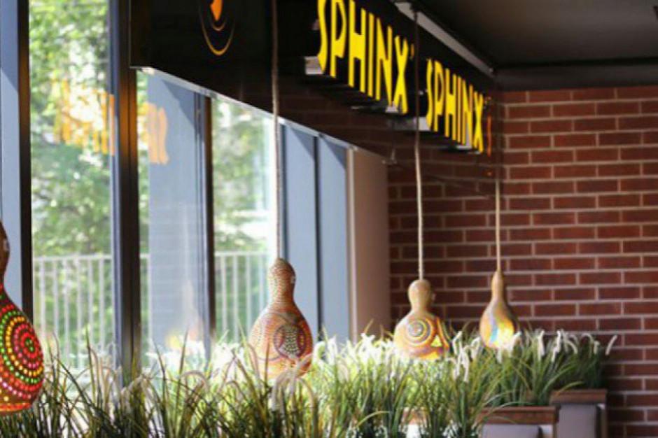 Sfinks chce w przyszłym roku otworzyć przynajmniej 20 restauracji, nie wyklucza akwizycji