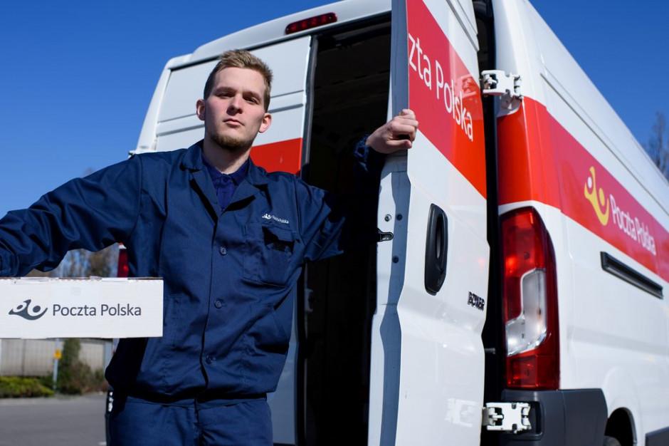 Poczta Polska z dużym wzrostem sprzedaży usług kurierskich