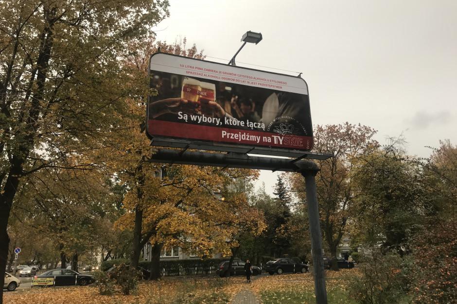 Kolejna odsłona kampanii marki Tyskie