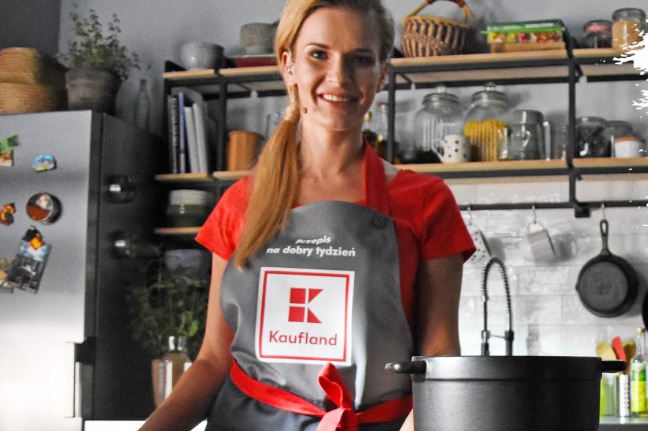 Beata Śniechowska będzie gotować na profilu sieci Kaufland
