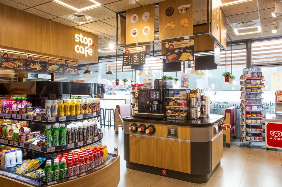 W III kwartale br. PKN Orlen otworzył 40 punktów  Stop Cafe